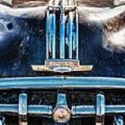 Pontiac Silver Streak Art Print