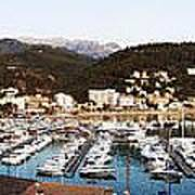 Port Of Soller Art Print