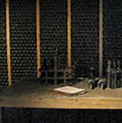 Port Wine Cellar Art Print