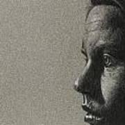 Portrait Of S Art Print