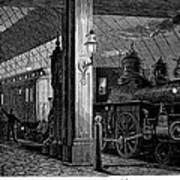 Postal Service, 1875 Art Print