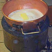 Pot Of Gold Caramel Art Print