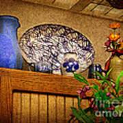 Pottery Still Life Art Print