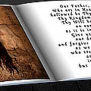 Prayer Book Art Print