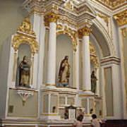 Prayers Of The Faithful Art Print