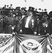 President William Howard Taft 1857-1930 Art Print by Everett