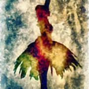 Prima 2 Muse Art Print