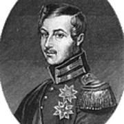 Prince Albert (1819-1861) Art Print