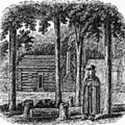 Prince Demetrius Augustine Gallitzin (1770-1840) Art Print