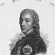 Prince Of Kaunitz-rietberg Art Print