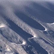 Prints In Sand Print by John Foxx
