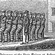 Prisoners, 1842 Art Print