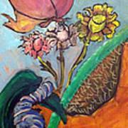 Process Of Metamorphosis Art Print