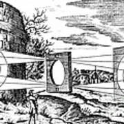 Properties Of Light, 1685 Art Print