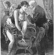 Prostitution, C1880 Art Print