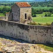 Provence Countryside Art Print