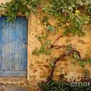 Provence Door 5 Art Print by Lainie Wrightson
