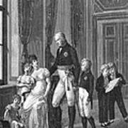 Prussian Royal Family, 1807 Art Print