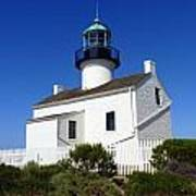 Pt. Loma Lighthouse Art Print