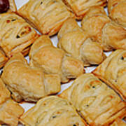 Puff Pastry Party Tray Art Print
