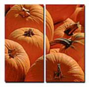 Pumpkin Pumpkin Art Print