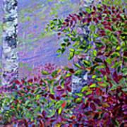 Purple Haze Art Print by Joanne Smoley