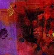 Purple Rain I Art Print
