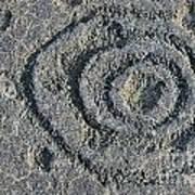 Pu'u Loa Petroglyphs Art Print