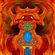 Pygmie Art Print