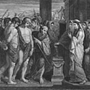 Pylades And Orestes Art Print