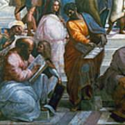 Pythagoras (569-475 B.c.) Art Print