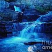Quaint Falls  Art Print