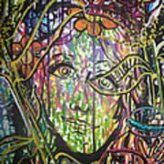 Queen Of My Own Domain Art Print