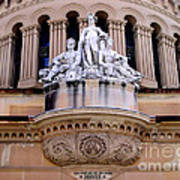 Queen Victoria Building - Sydney Art Print