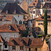 Quercy Art Print