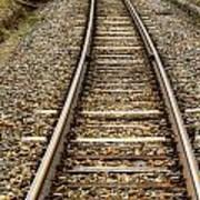 Rail Way Art Print