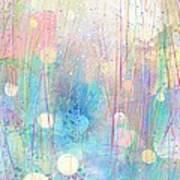 Rain Down On Me Art Print