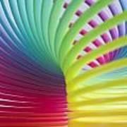 Rainbow 7 Art Print
