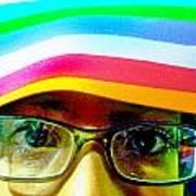 Rainbow Mind Art Print