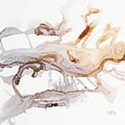 Raindrops To Rivers-4 Art Print