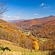 Randolph County West Virginia Art Print