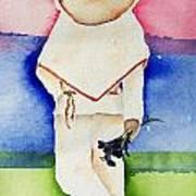 Raul Art Print by Regina Ammerman