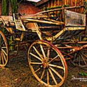 Ready For A Sunday Drive - Featured In Tennessee Treasures Group And Spectacular Artworks Group Art Print