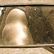 Rear View Mirror Art Print