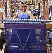 Reboso Loom Artisan Art Print