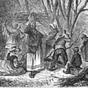 Reconstruction, 1868 Art Print
