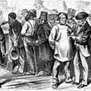 Reconstruction, 1870 Art Print