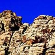 Red Rock Canyon 40 Art Print