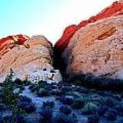 Red Rock Canyon 9 Art Print