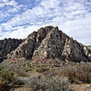 Red Rock Canyon - Nevada Art Print